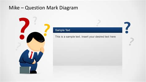 powerpoint questions and answers template many questions powerpoint template slidemodel