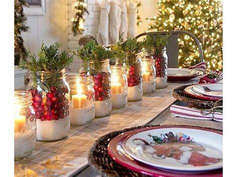 centri tavolo natalizi come apparecchiare la tavola a natale idee e consigli