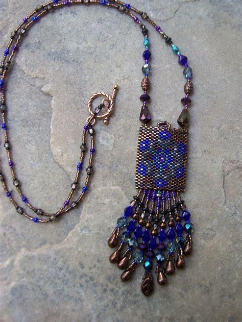 Handmade Artisan - handmade artisan beadwork medicine bag beadweaving