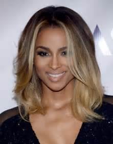 ciara hair color ciara s honey blond highlights 20 inspired hair