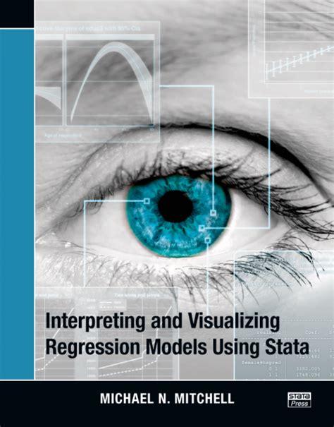 Ebook Stata 5 interpreting and visualizing regression models using stata