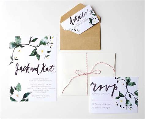 Printable Wedding Invitation Template Watercolor Custom Calligraphy Diy Modern Invitation Evite Template Custom