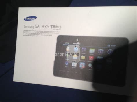 Samsung Tab 3 V Replika samsung galaxy tab 3 images leak before mwc reveal slashgear