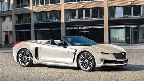 2020 Cadillac Sports Car by Is This Proof That Cadillac Is A Mid Engined Sports