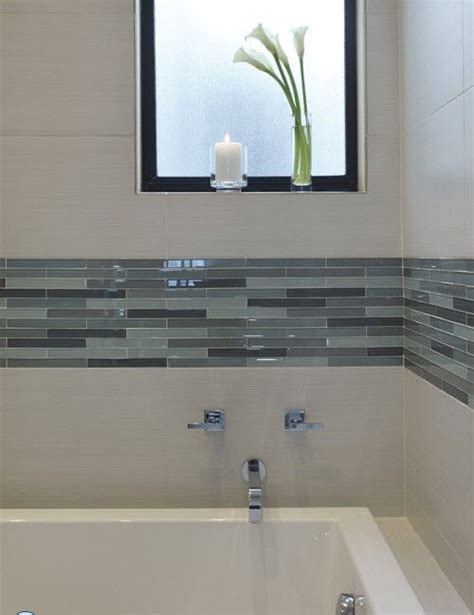 tile borders bathrooms ideas 22 white bathroom tiles with border ideas and pictures