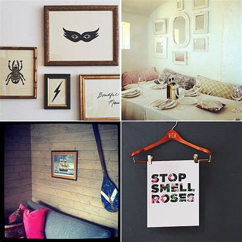 how to decorate the walls of your bedroom how to decorate your walls popsugar home