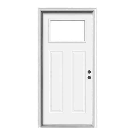 Front Doors At Home Depot Jeld Wen Front Doors Exterior Doors The Home Depot