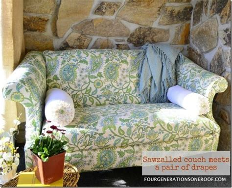 slipcover or reupholster 17 best images about diy couch slipcovers on pinterest