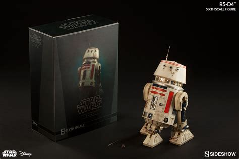 wars collectibles wars r5 d4 sixth scale figure by sideshow