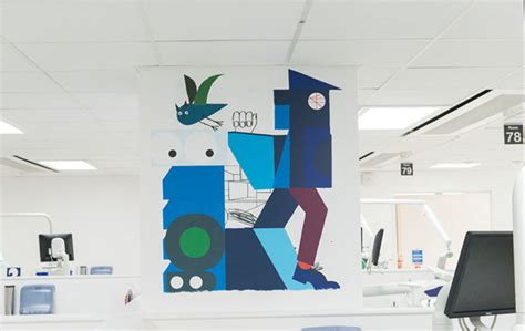 designboom hospital neasden control center royal london hospital dental ward