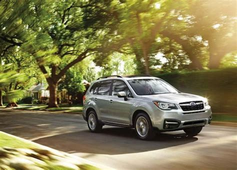 Subaru Forester Best Year subaru forester ages well scores cr quot top 10 best cars quot 5