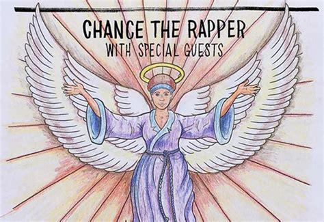coloring book tour chance chance the rapper announces magnificent coloring world