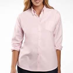cabin creek r oxford shirt button plus size polyvore