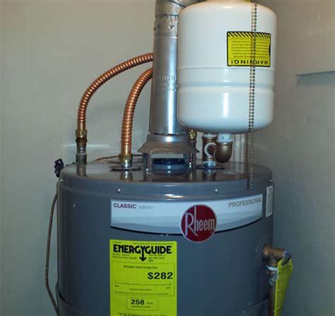 Plumbing Expansion Tank by Water Heater Expansion Tanks Denver Jd S Plumbing Service