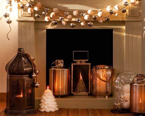 chimenea de decoracion como decorar tu chimenea en navidad chimecal