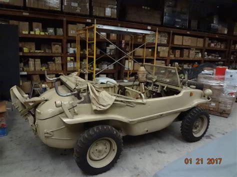 volkswagen schwimmwagen for sale 1944 volkswagen schwimmwagen type 166