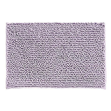Lavender Bathroom Rugs Interdesign Microfiber Frizz Bath Rug 30 X 20 Inch Lavender Home Garden Bathroom Accessories