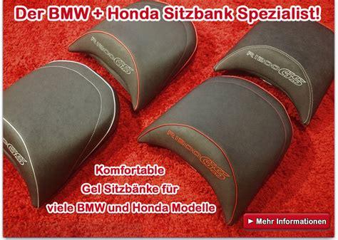 Motorrad Auspuff Unter Sitz by Bmw Und Honda Fahrwerks Sitzbank Und Auspuff Spezialist