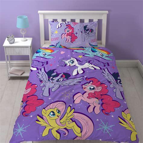 pony single junior duvet cover sets girls