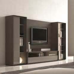 Composition 220 modern wall unit 6352 95 modern entertainment centers and tv stands