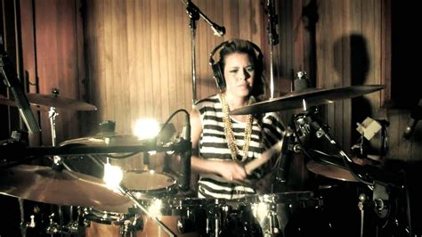 alex monsa drums i quot como diablos quot the drums by aleja monsa