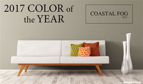 paint color of the year 2017 2017 color of the year