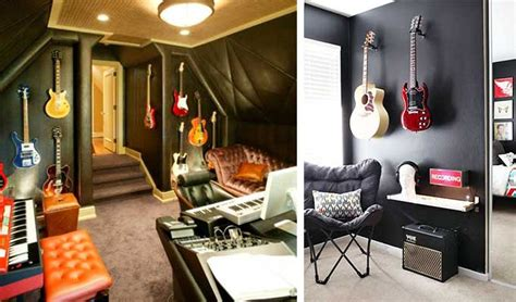 create your room music room ideas