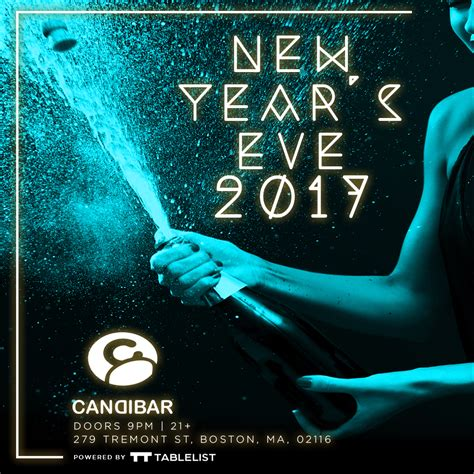 new years 2017 where to spend nye in new york city candibar new year s 2017 12 31 16