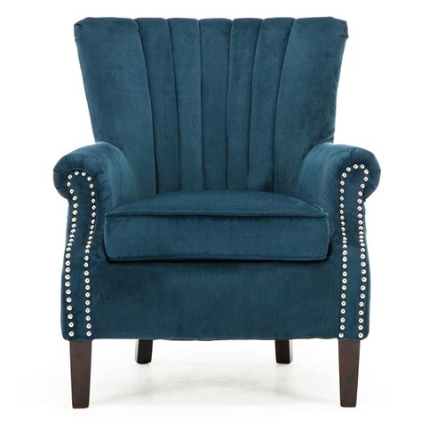 bedroom arm chairs olenka velvet wing back occasional accent bedroom armchair