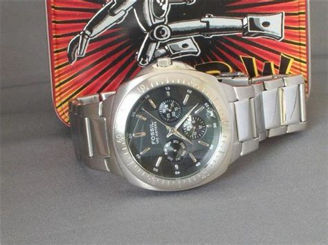 Men S Watches Fossil Watch Model Bq 9235 Was Sold For