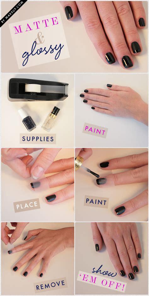 nail art matte tutorial 33 unbelievably cool nail art ideas