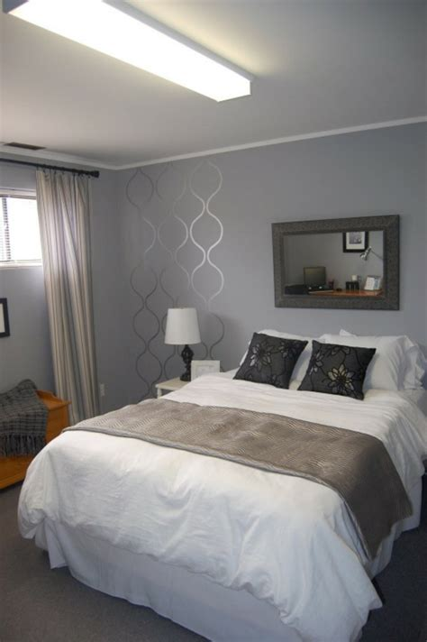 großes hauptschlafzimmer dekor blau schlafzimmer