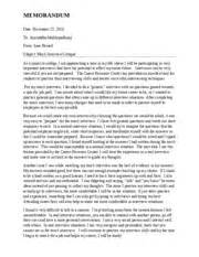 Transmittal Letter Uf Last Lecture Pga 2011 Summer Internship Email Fiona Lecture 14 Corporate Culture And
