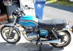 Honda Matic 1978 Honda Cb400a Hondamatic Classic Motorcycle Pictures