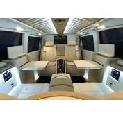 Carisma Mercedes Benz Viano Interior 204678 Photo 4  Trucktrendcom