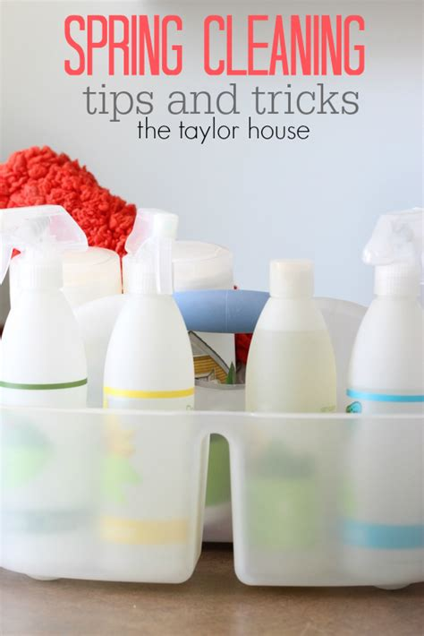 home tips and tricks spring cleaning tips and tricks the taylor house