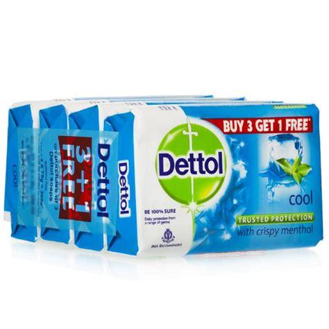 cool buy buy dettol cool soap buy 3 get 1 free 4 75 gm online