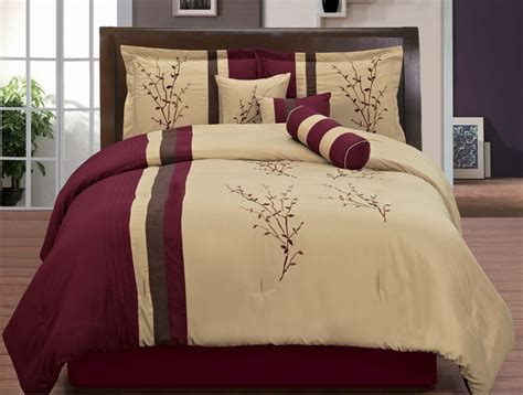 maroon comforter sets burgundy king comforter set pictures to pin on pinterest