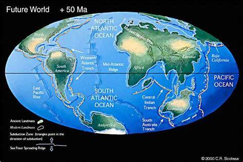 future world map future world