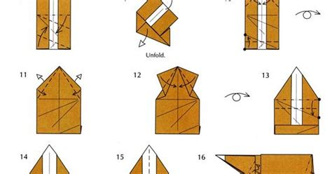 contoh membuat origami yang mudah 8 kerajinan dari kertas origami yang bisa dibuat dengan mudah