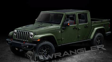 diesel jeep truck 2018 jeep wrangler scrambler name and diesel engine