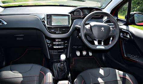 peugeot 2008 interior 2017 letter from the uk drive of our