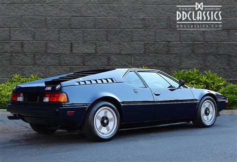 Bmw M1 For Sale by Bmw M1 Lhd