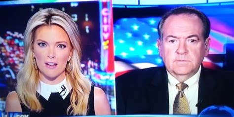 megyn kelly introduces mike huckabee with an f bomb megyn kelly drops f bomb introducing mike huckabee video