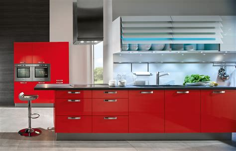 red and grey kitchen ideas red and grey kitchen designs