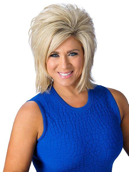 what did theresa caputo want to be before getting discovered long island medium s theresa caputo on why she loves gym