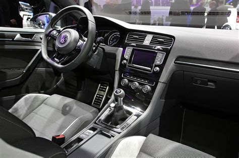 Mk7 Golf R Interior by Galerie Volkswagen Golf R Cockpit Bilder Und Fotos