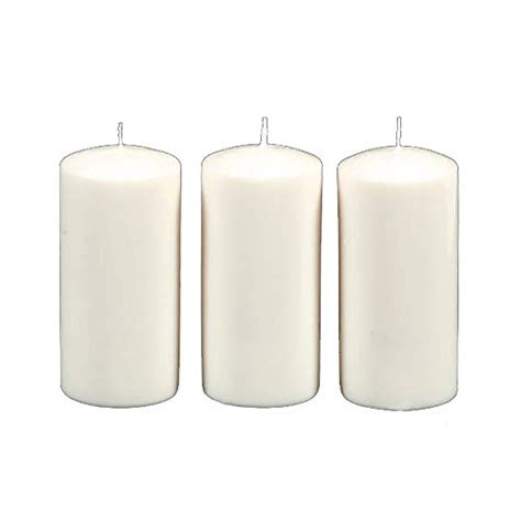 best unscented candles top best 5 candle unscented pillar for sale 2016 product