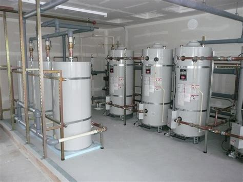 A List Plumbing by Seattle Plumbing Commercial Plumbing Gallery Boiler Room