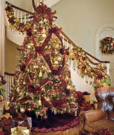 1000 images about beautiful christmas tree decorating